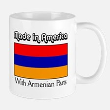 Armenian Parts Mug