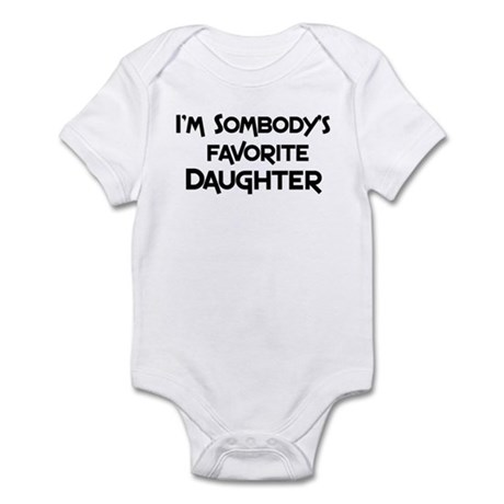 Favorite Daughter Infant Bodysuit