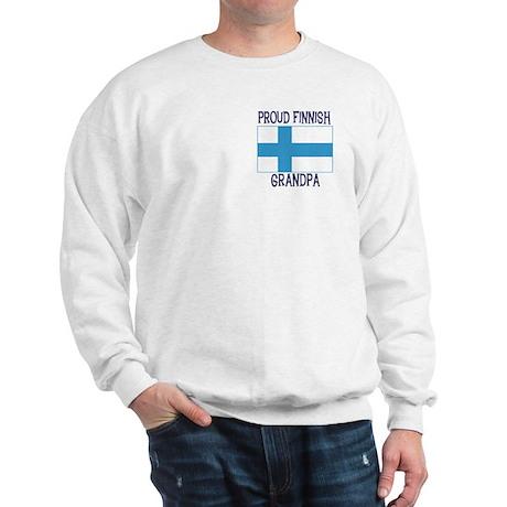 Proud Finnish Grandpa Sweatshirt