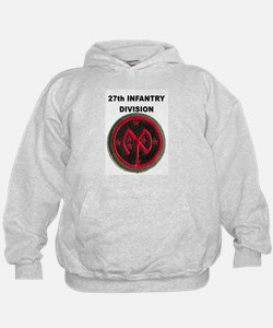 27TH INFANTRY DIVISION Hoodie