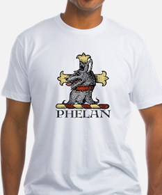 Phelan, from Gaelic for Little Wolf Shirt