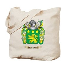 Mulcahy Coat of Arms - Family Crest Tote Bag