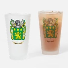 Mulcahy Coat of Arms - Family Crest Drinking Glass
