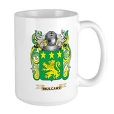 Mulcahy Coat of Arms - Family Crest Mugs