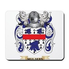 Mulders Coat of Arms - Family Crest Mousepad