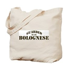 Bolognese: Guarded by Tote Bag