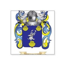 Mulholland Coat of Arms - Family Crest Sticker