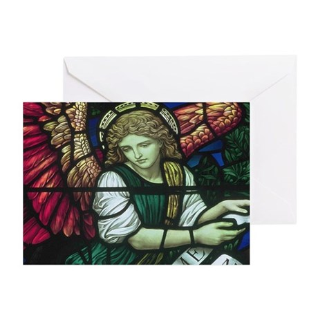 Angel Detail Greeting Cards (Pk of 10)