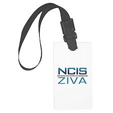 NCIS Logo Ziva Luggage Tag