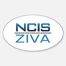 NCIS Logo Ziva Decal