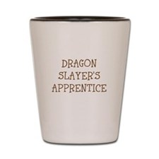 DRAGON SLAYERS APPRENTICE Shot Glass