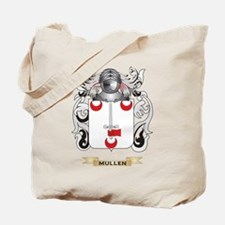 Mullen Coat of Arms - Family Crest Tote Bag