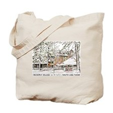 Heavenly Village~South Lake Tahoe Tote Bag