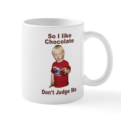 I Like Chocolate Mug