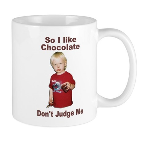 I Like Chocolate Mug