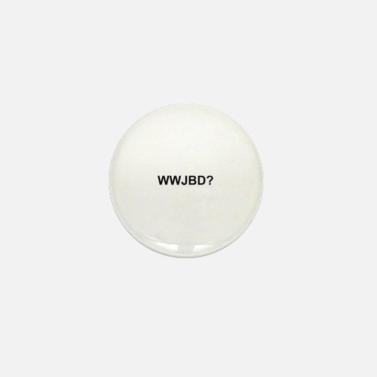 WWJBD Mini Button