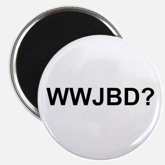 WWJBD Magnet
