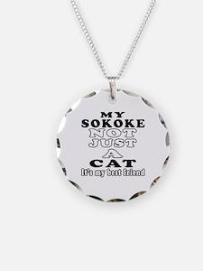 Sokoke Cat Designs Necklace