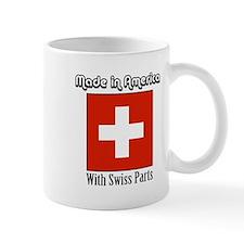 Swiss Parts Mug