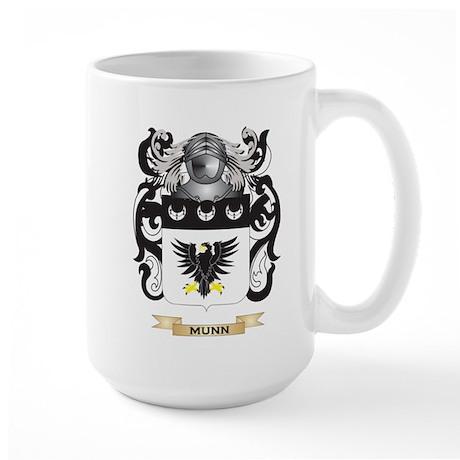 Munn Coat of Arms - Family Crest Mugs