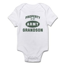 Property of my Grandson Infant Bodysuit