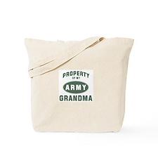 Property of my Grandma Tote Bag