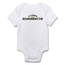 Bloodhound: Guarded by Infant Bodysuit