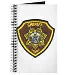 Boundry County Sheriff Journal