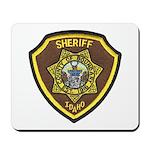 Boundry County Sheriff Mousepad