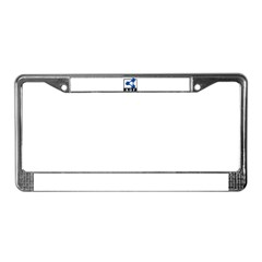 RDF License Plate Frame
