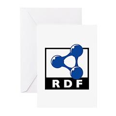 RDF Greeting Cards (Pk of 10)