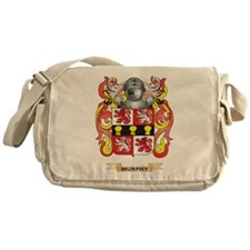 Murphy Coat of Arms - Family Crest Messenger Bag