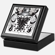 Murtagh Coat of Arms - Family Crest Keepsake Box