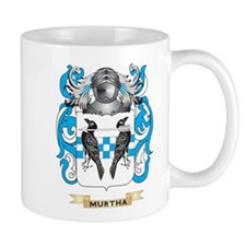 Murtha Coat of Arms - Family Crest Mugs