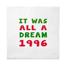 It Was All A Dream 1996 Queen Duvet