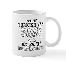 Turkish Van Cat Designs Mug