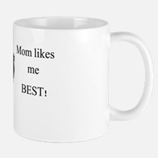 Mom's Scottish Terrier Mug