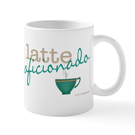 Latte Aficionado Mug