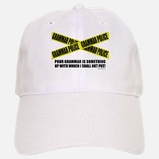 Grammar Police (2) Cap
