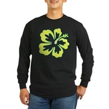 Surf Flowers (Yellow and Green) T