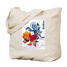 The Miser Brothers Tote Bag