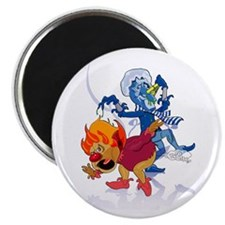The Miser Brothers Magnet