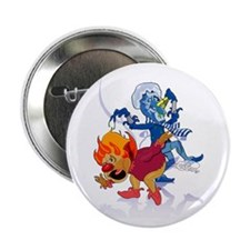 The Miser Brothers Button