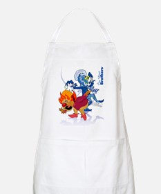 The Miser Brothers BBQ Apron
