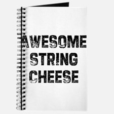 Awesome String Cheese Journal