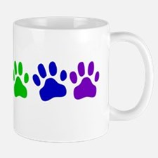 Rainbow Paws Mug