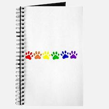 Rainbow Paws Journal
