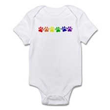 Rainbow Paws Infant Bodysuit