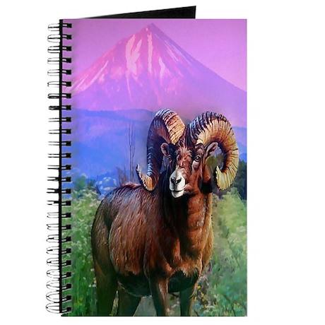 Big Horn Mount McLoughlin Journal