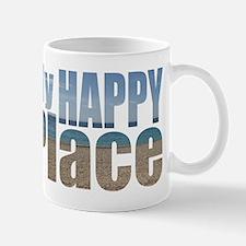 My Happy Place....the beach Mugs